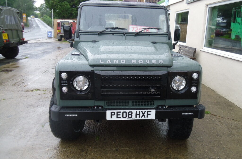 L/R PUMA ***REDUCED*** TO £17,995.00/ NOW SOLD