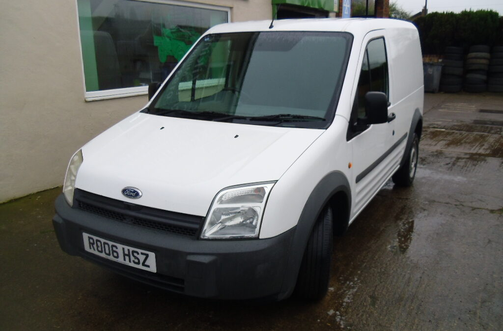 Ford Connect Van/ NOW SOLD