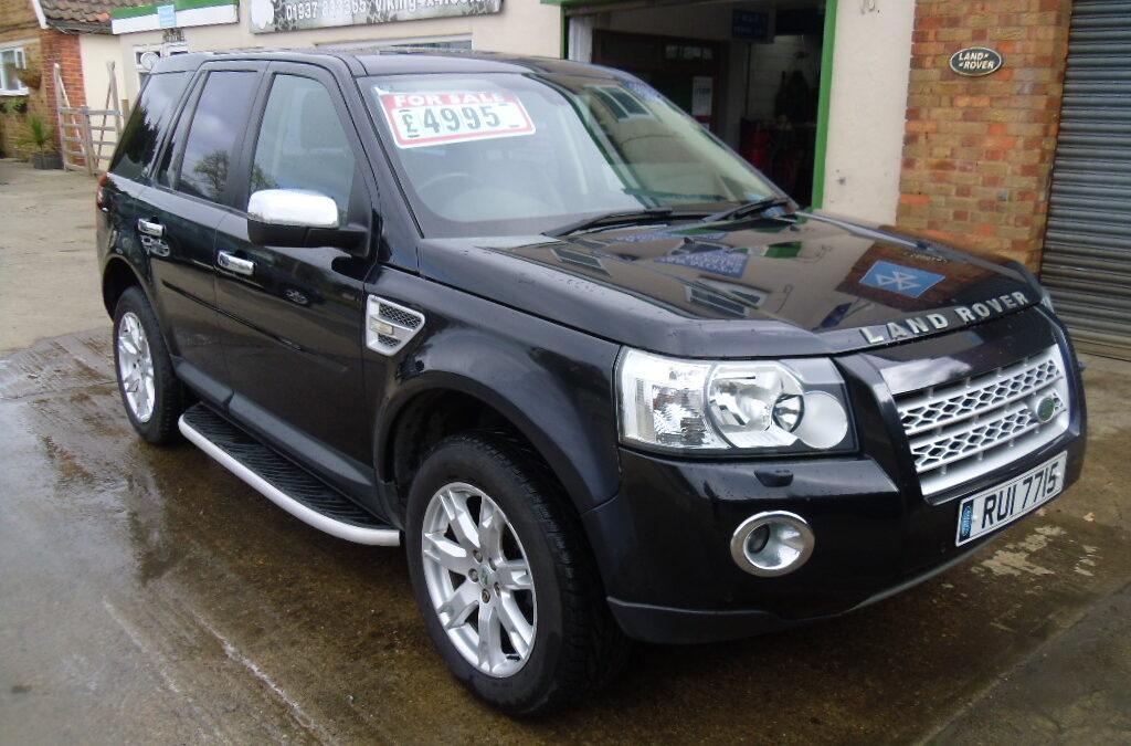 Land Rover Freelander 2/ NOW SOLD